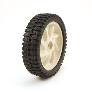 Wheel Assembly, 8 x 2.125 - Beige