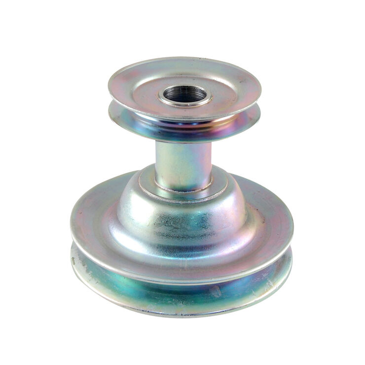 """Engine Double Pulley - 3.56"""" / 5.56"""" Dia."""