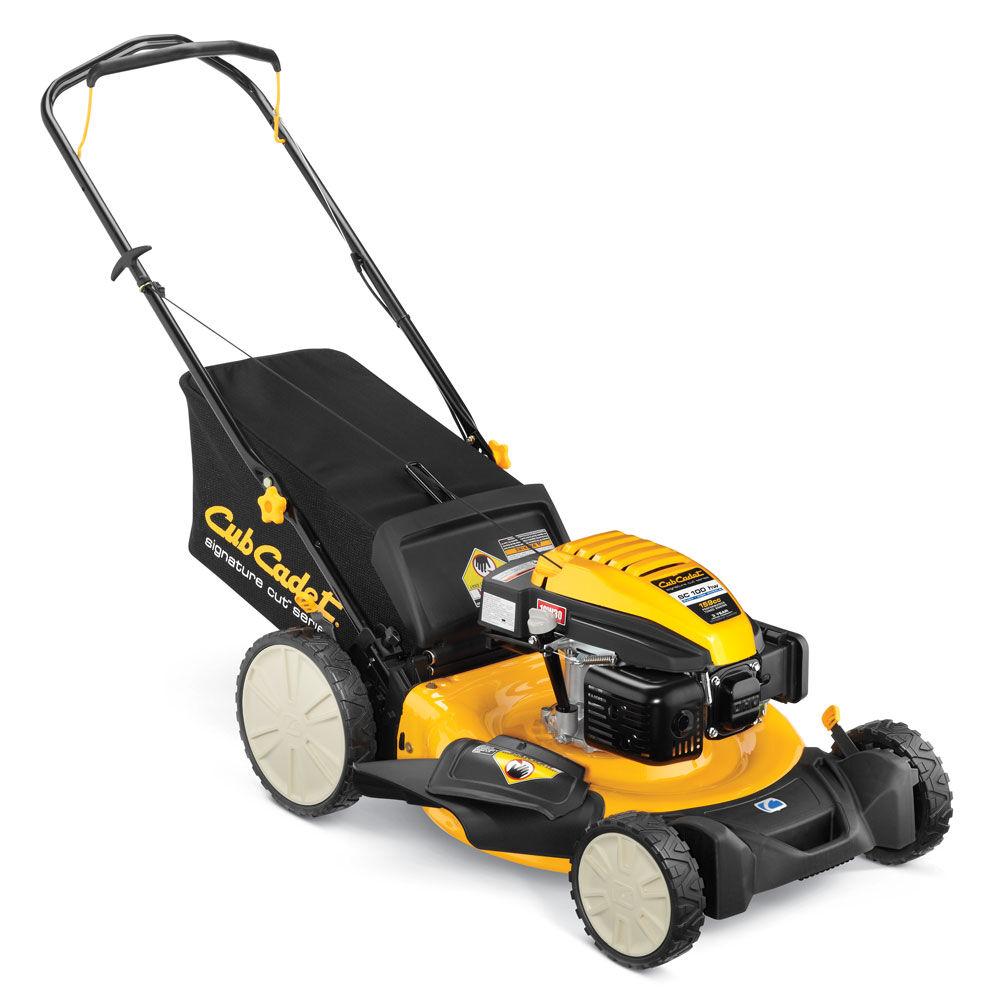 best rear wheel drive lawn mowers