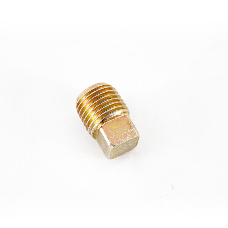 Plug-Pipe Sq Hd 1/