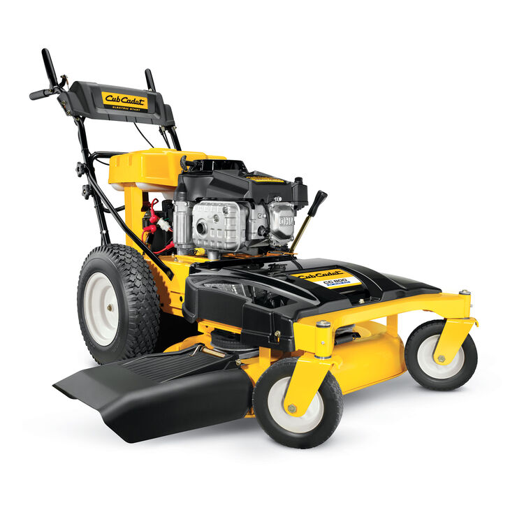 Cub Cadet CC 800 Wide-Area Walk-Behind Mowers review
