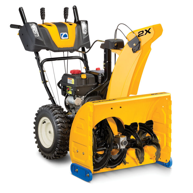 """2X™ 26"""" HP Two Stage Snow Blower"""