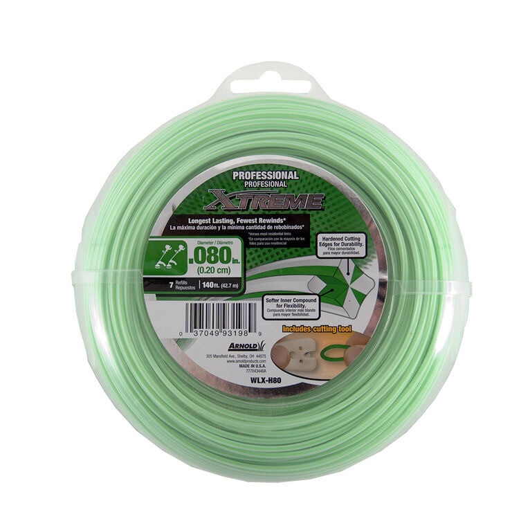 ".080"" Xtreme Trimmer Line"