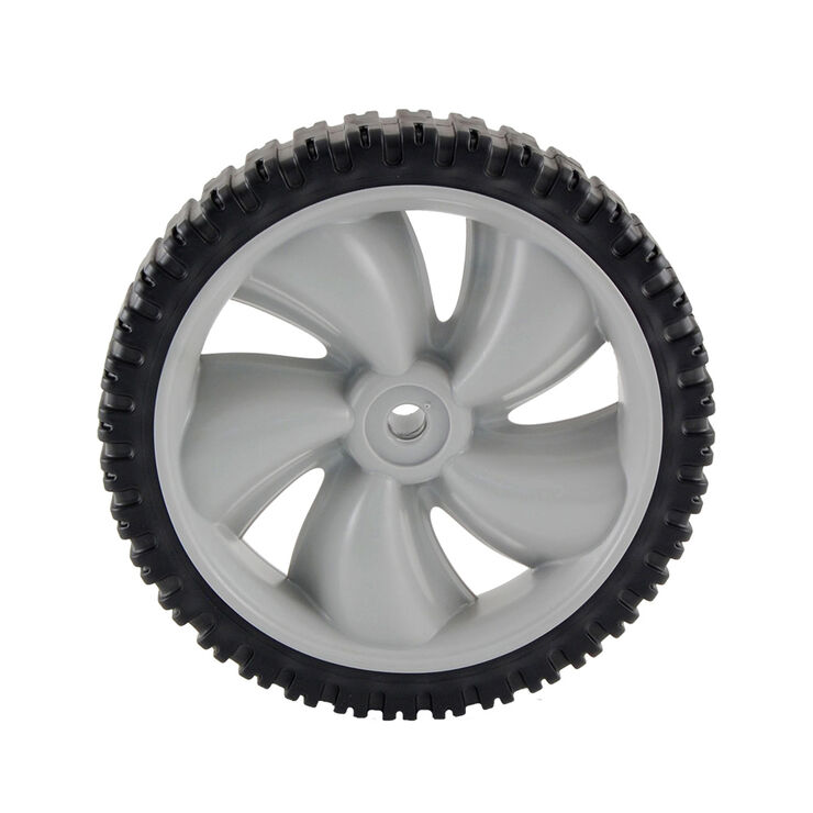 Wheel Assembly, 8 x 1.8 - Gray