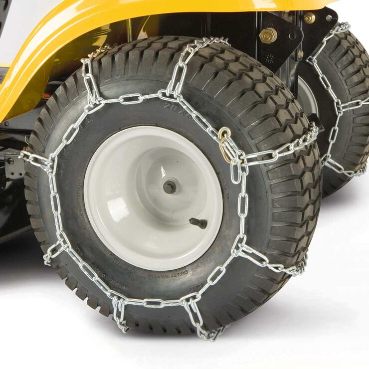Chains for 18 x 8.5 x 8 Tires