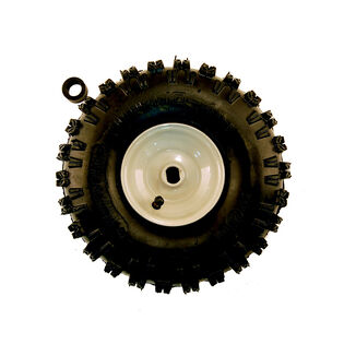 Wheel Assembly, 10 x 4 Snow Hog