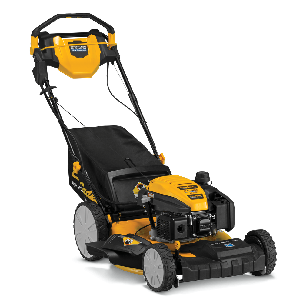 SC 300 with IntelliPower Self-Propelled Mowers