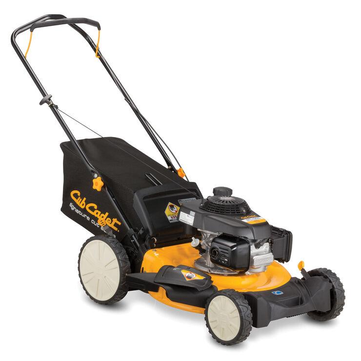 SC 100 H Push Lawn Mower