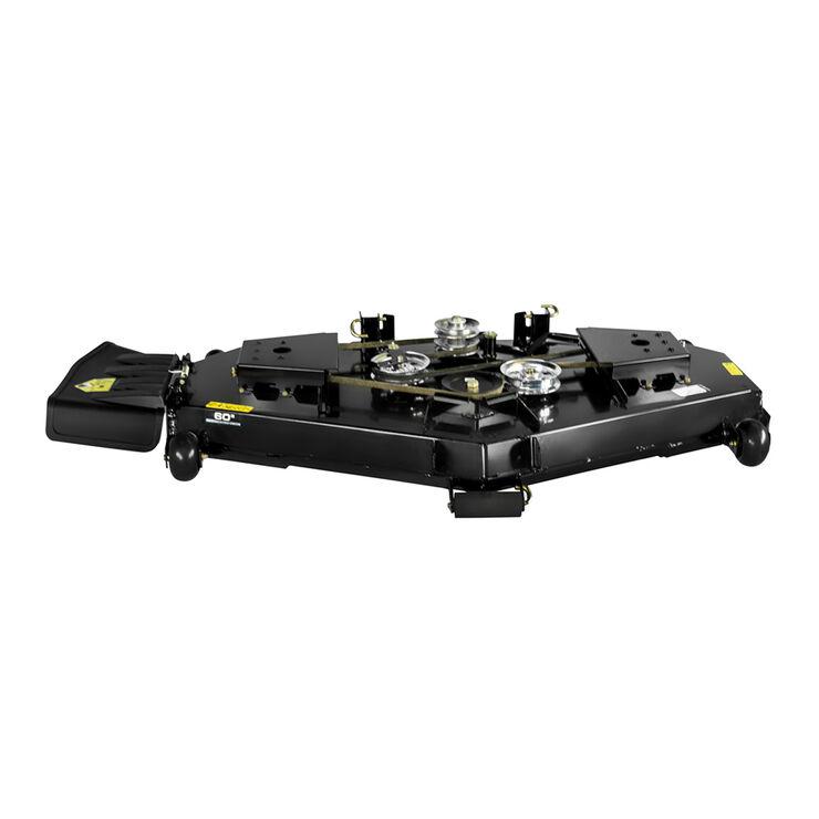"60"" Fabricated Deck (Black) - XT3 Garden Tractor"