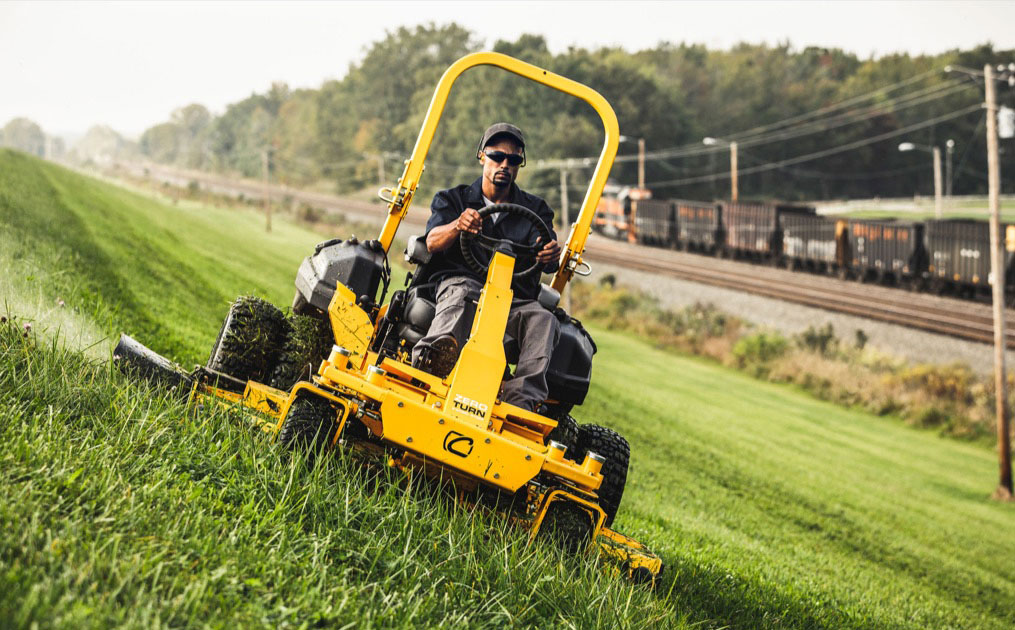 Commercial Zero Turn Mowers, Walk-Behinds & Blowers | Cub