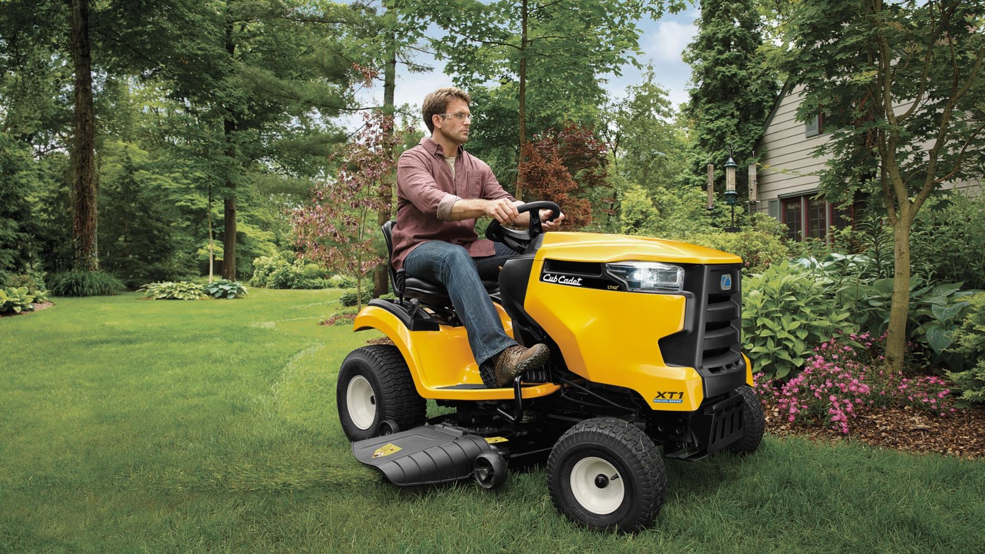 Lawn & Garden Tractors | Cub Cadet US