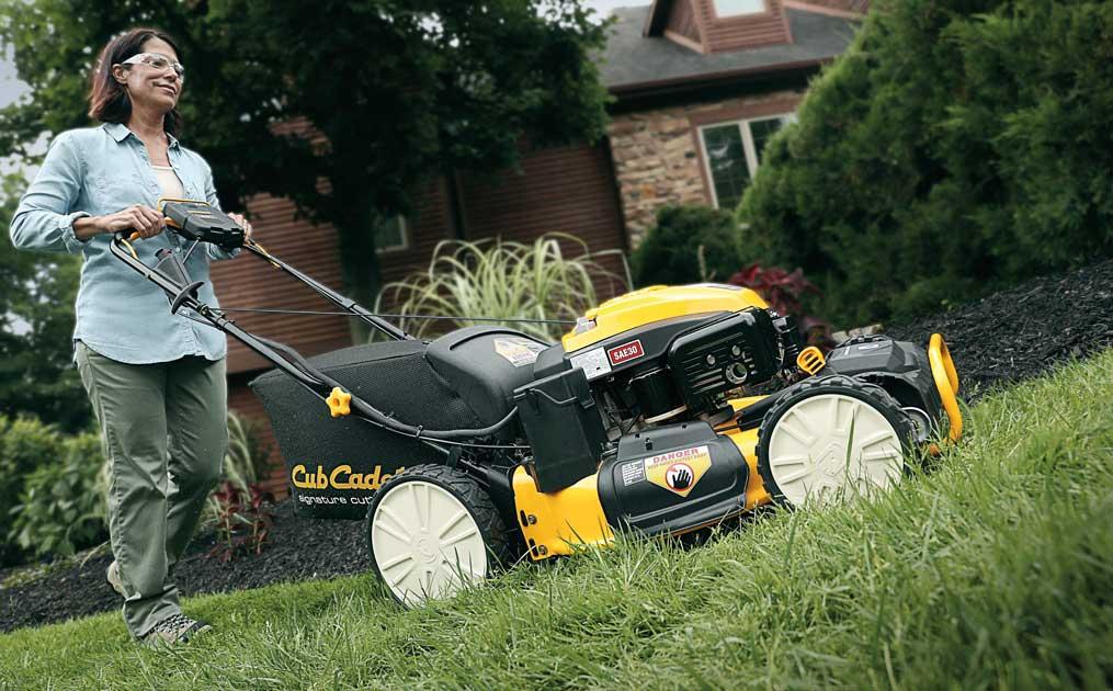 Push Mowers, Self-Propelled Mowers, Wide Area Mowers | Cub