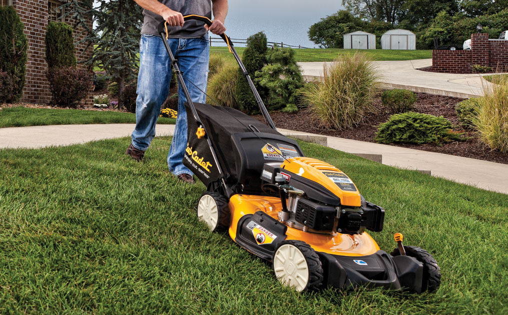 Walk Behind Mowers Cub Cadet Us
