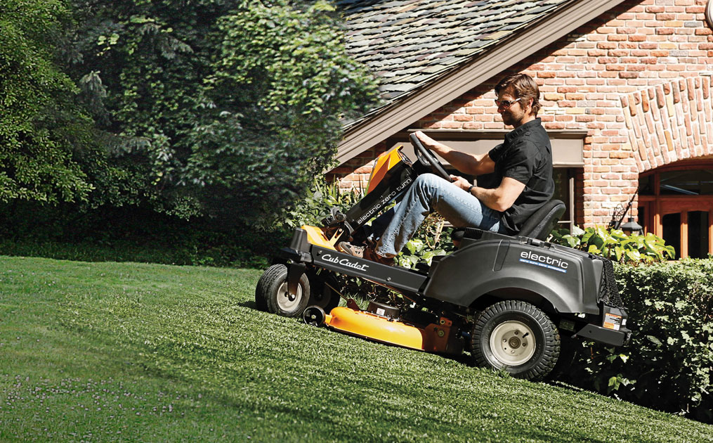 Riding Lawn Mowers, Push Mowers & Robotic Mowers | Cub Cadet US on