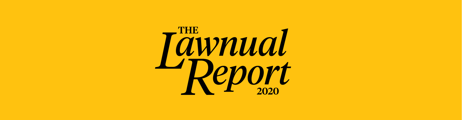 The Lawnual Report 2020