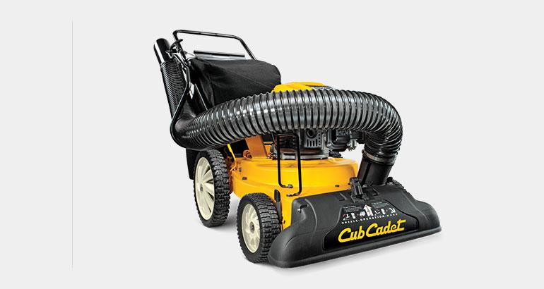 Cub Cadet Chipper Shredder Vacuums