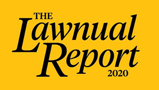 lawnual report logo