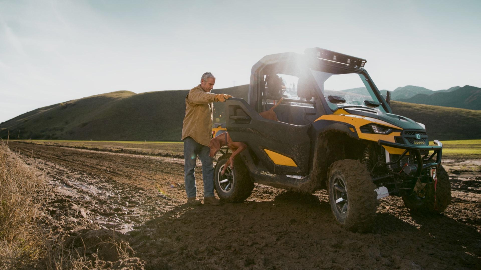 Utility Vehicles & Accessories | Cub Cadet US