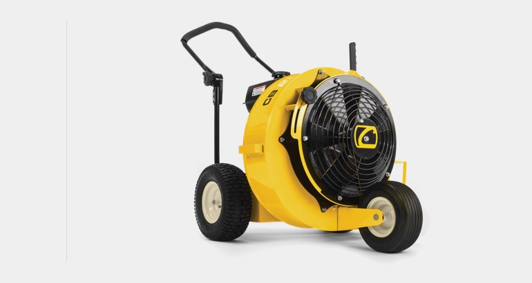 Cub Cadet Commercial Fan Blower