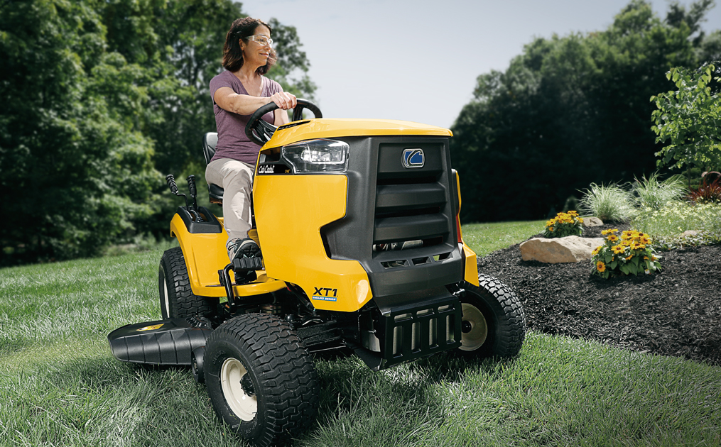 Riding Lawn Mowers, Push Mowers & Robotic Mowers | Cub Cadet US