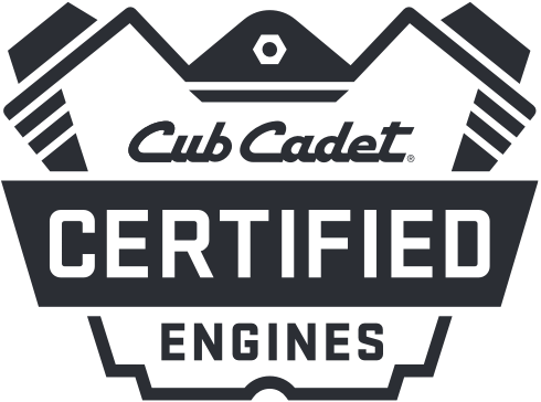 Cub Cadet Certified Engines