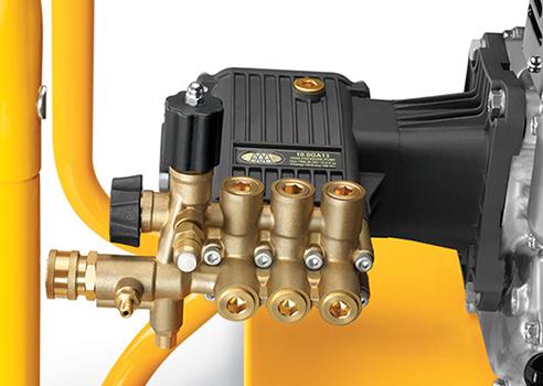 Cub cadet Heavy-duty contractor grade triplex pumps